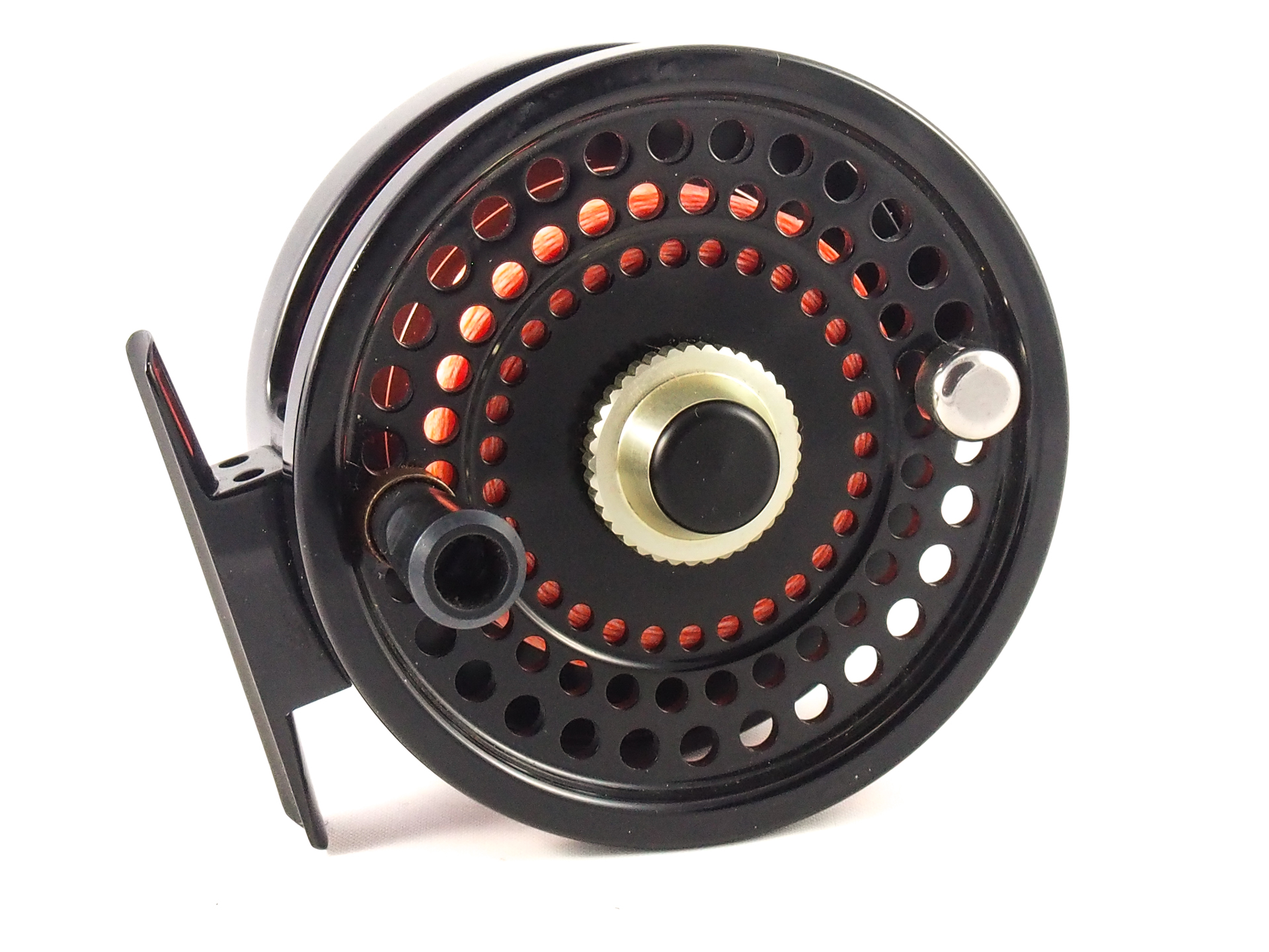 Billy pate salmon fly fishing reel by ted juracsik for Salmon fishing reels