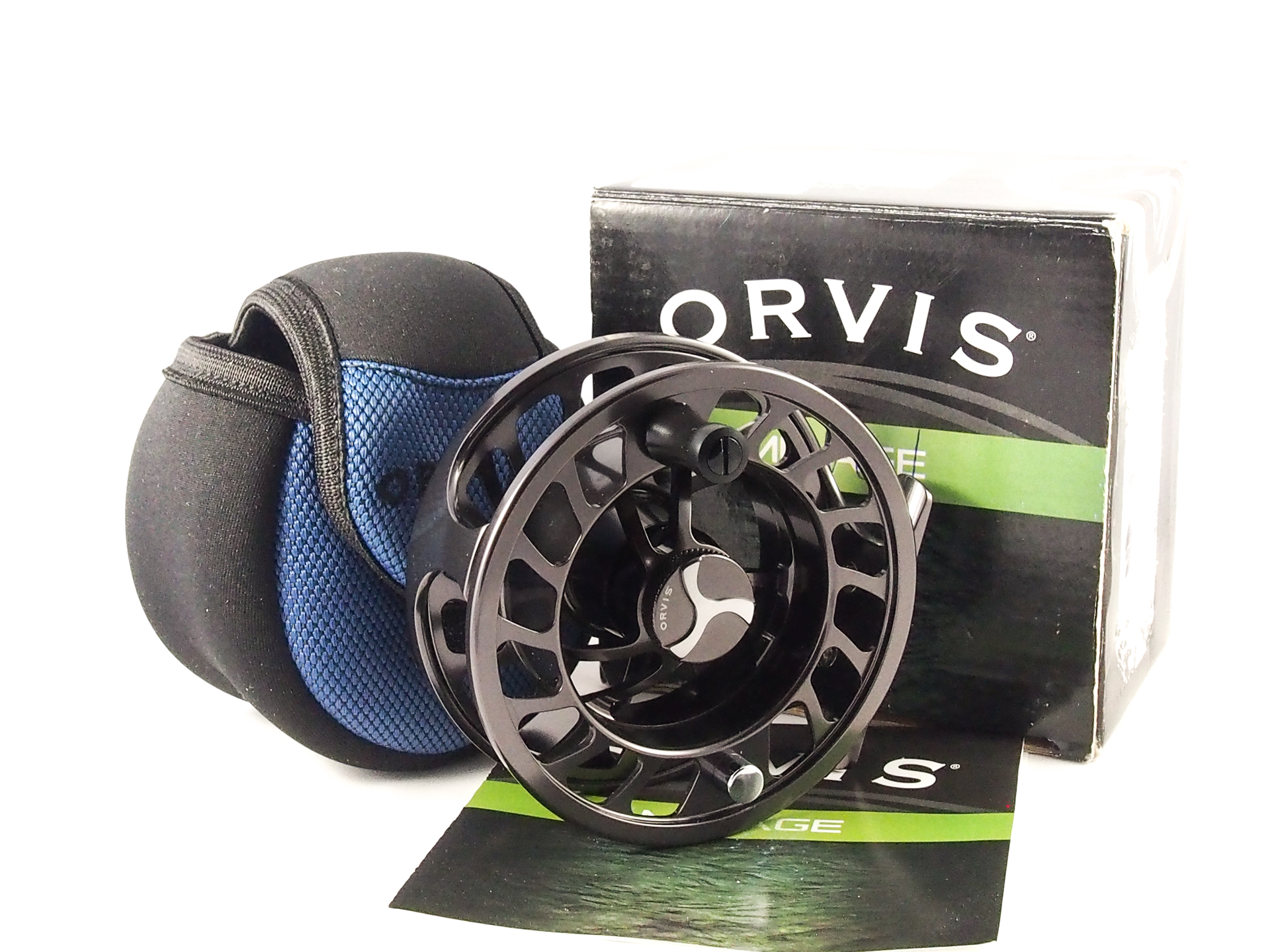 Orvis Mirage Big Game Iii 3 3 4 Trout Fly Reel